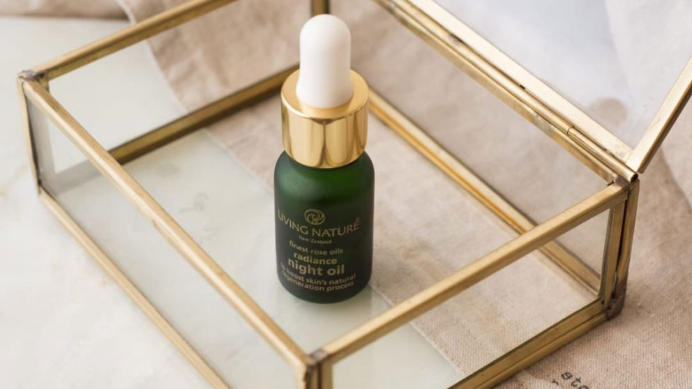 vegan face oil
